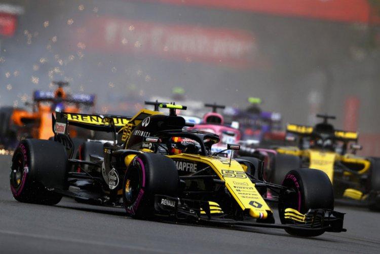 Формула 1, гоночные автомобили