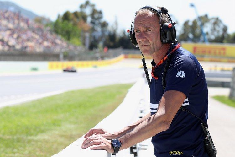 Jorg Zander, Sauber F1 Team Technical Director.Circuit de Barcelona-Catalunya.
