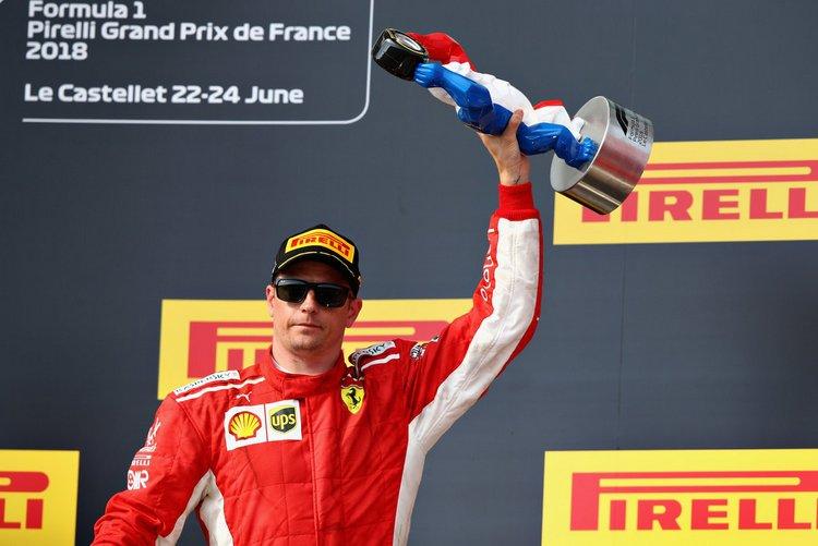 2018 French Grand Prix podium-006