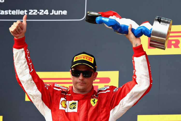 2018 French Grand Prix podium-014