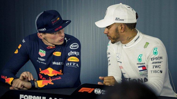 2018 French Grand Prix podium-017