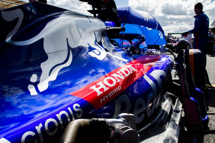 Red Bull gamble on Honda but rewards could be huge