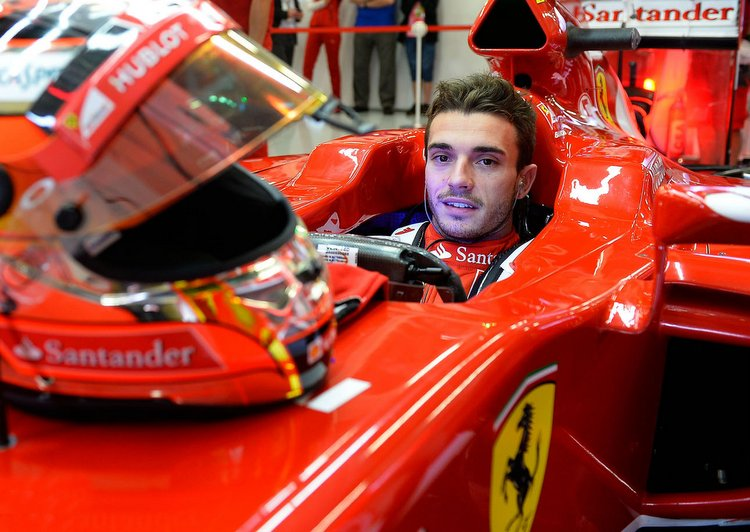 Jules Bianchi, Ferrari