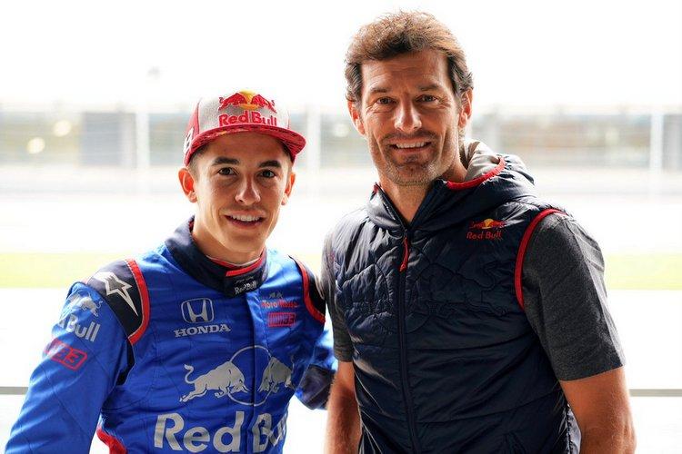 Marc Marquez, Webber