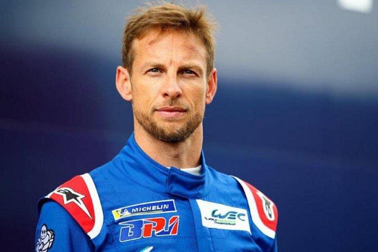 Jenson Button, SMP Racing, Le Mans