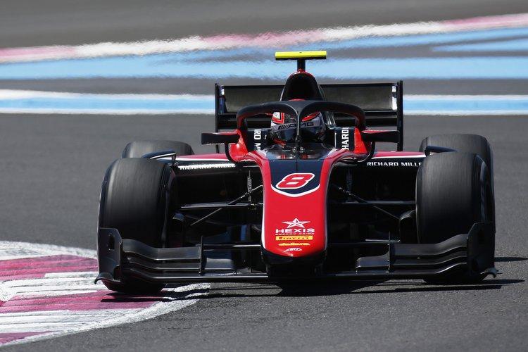 FIA Formula 2 Series - Round 5.Circuit Paul Ricard, Le Castellet, France.Friday 22 June 2018.George Russell (GBR, ART Grand Prix). World Copyright: Joe Portlock / FIA Formula 2.ref: Digital Image