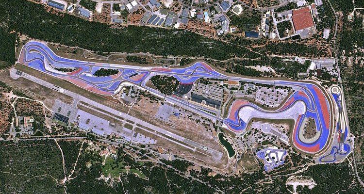 Circuit Paul Ricard >> Circuit Paul Ricard Le Castellet Aerial View Grand Prix 247