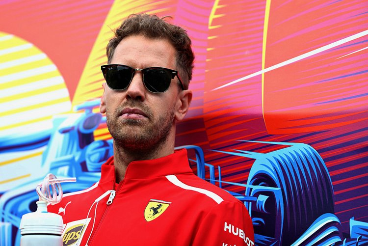 Vettel I Cook I Do The School Run I Go Shopping I Take The Bus