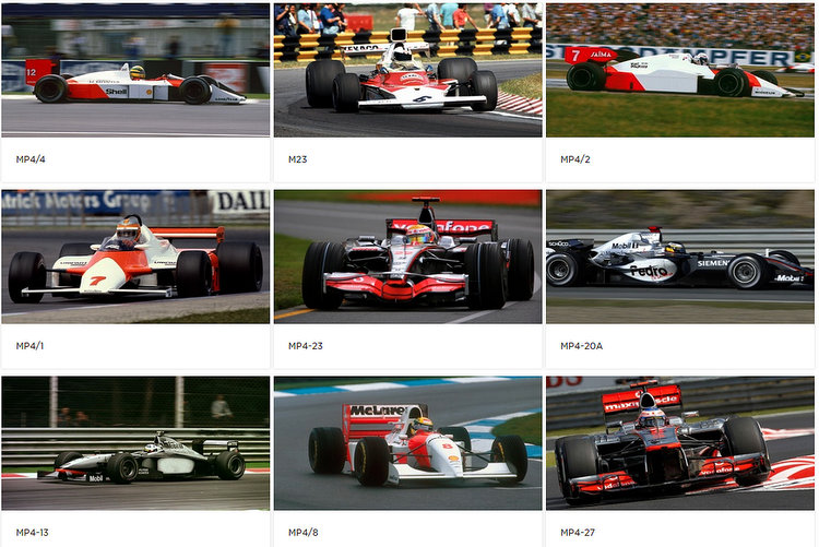 Mclaren To Sell Off Some Of Their Most Iconic F1 Cars Grand Prix 247