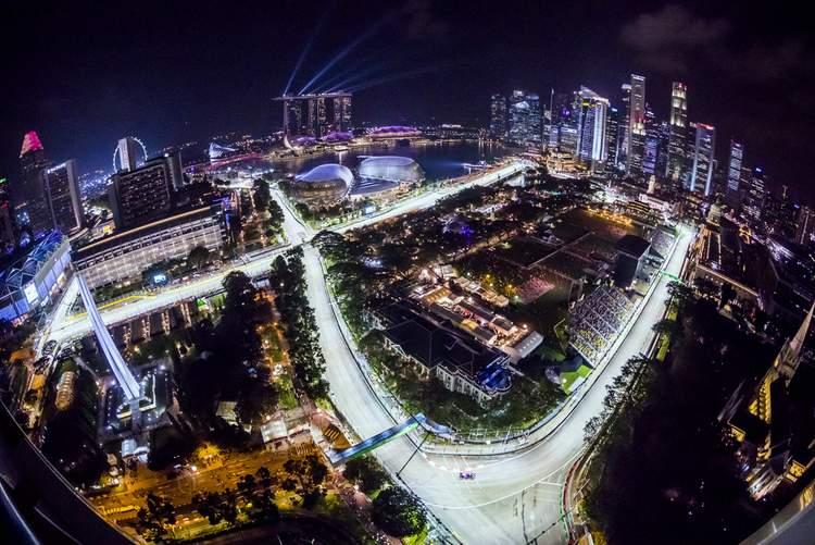 Singapore Grand Prix Facts Stats Tech Preview