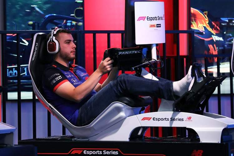 <> at GFinity Arena on October 10, 2018 in Fulham, England.