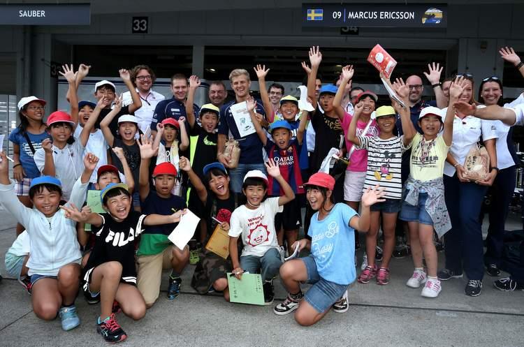 Japanese GP Thursday 06/10/16