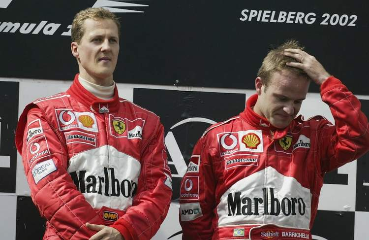 A brief history of the long tradition of team orders in F1
