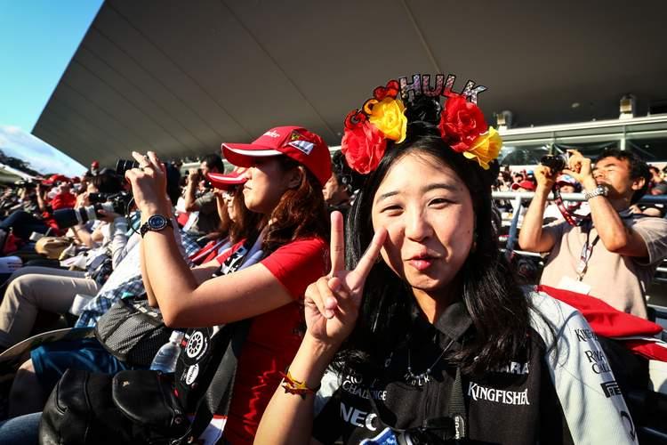 Motor Racing - Formula One World Championship - Japanese Grand Prix - Preparation Day - Suzuka, Japan