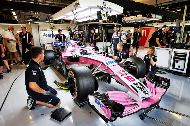 Szafnauer: Racing Point won't be called Racing Point