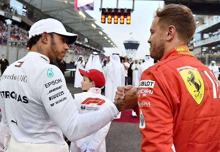 Di Montezemolo: Hamilton would be champion in a Ferrari