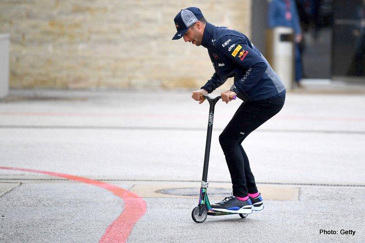 Ricciardo: It just seemed like it could work