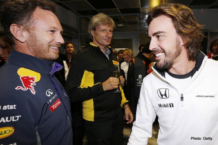 Red Bull lost interest in Alonso after secret meeting in 2007