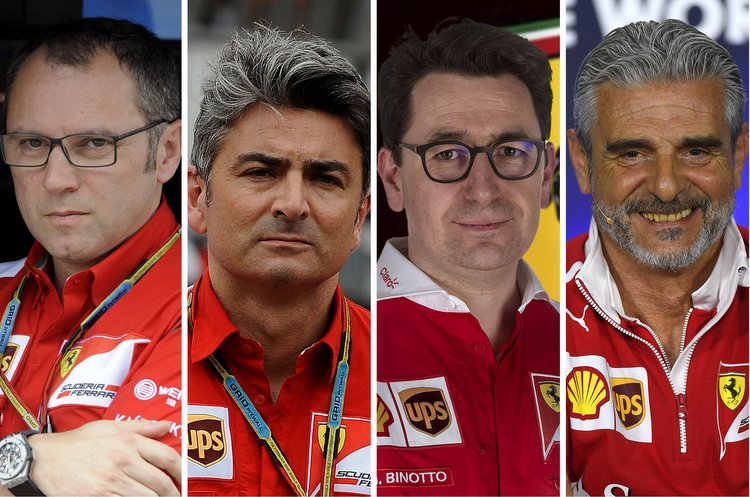 Audetto: Being Ferrari team chief is very, very difficult