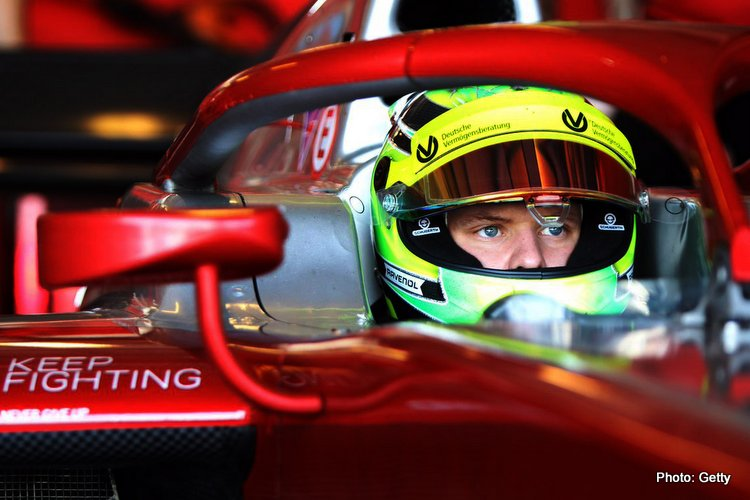 Schumacher to test for Sauber or Haas this year?