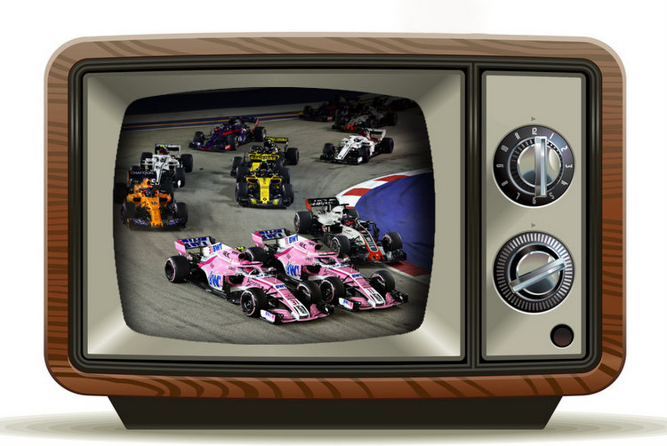 Formula 1 shows TV and digital audience growth in 2018
