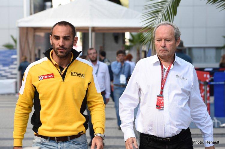 Stoll remains Renault team president as Koskas departs