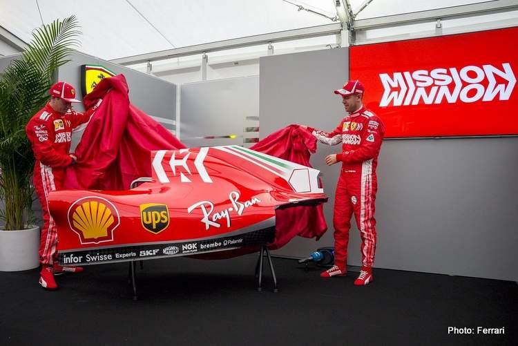 Ferrari retirará los logos de Mission Winnow de sus autos para el Gran Premio de Australia