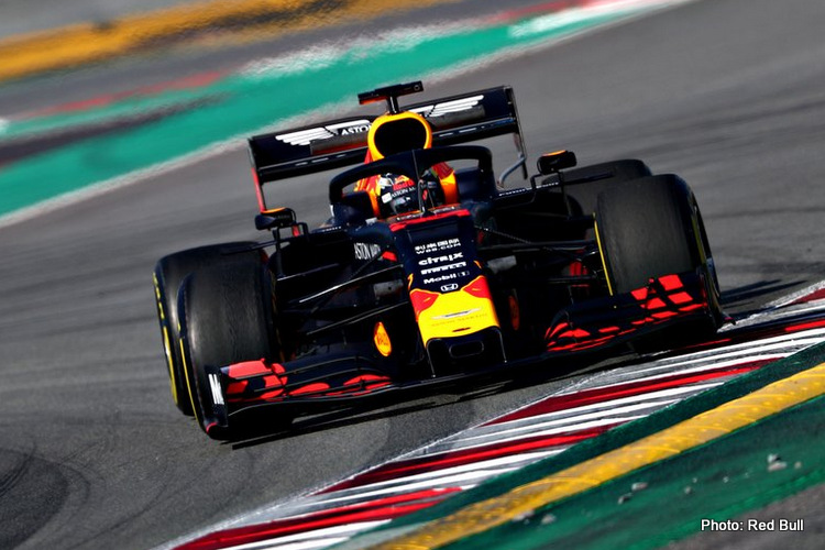 Verstappen: Everything worked fine