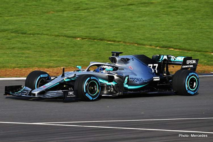 Mercedes W10 F1 car 2019 photo 13-Feb-19 11-48-29 AM