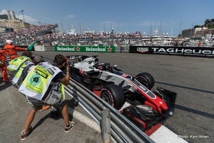 F1 Monaco Grand Prix  - Day 3