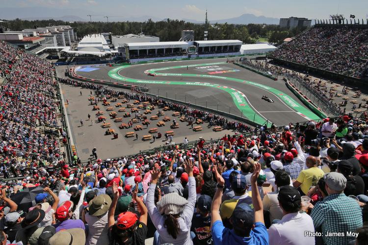 Le Grand Prix du Mexique de Formule 1 de Formule 1 confie aux GP des États-Unis et du Mexique la poursuite