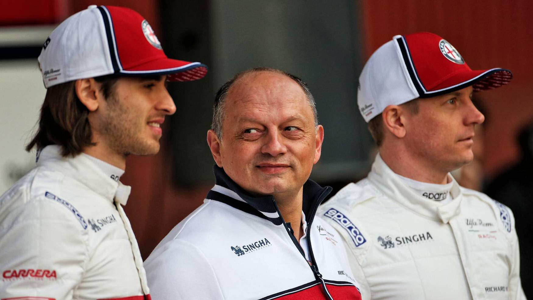 F1 Testing Barcelona 18 - 21 February 2019