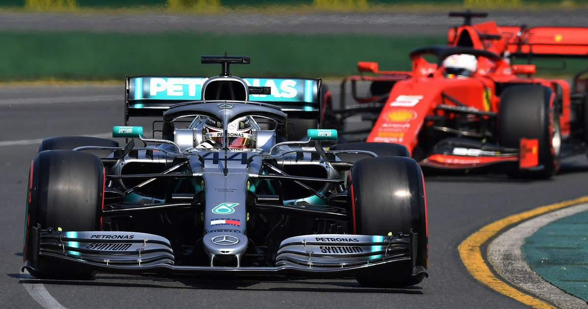 2019 Australian Grand Prix Qualifying Photo Melbourne 16-Mar