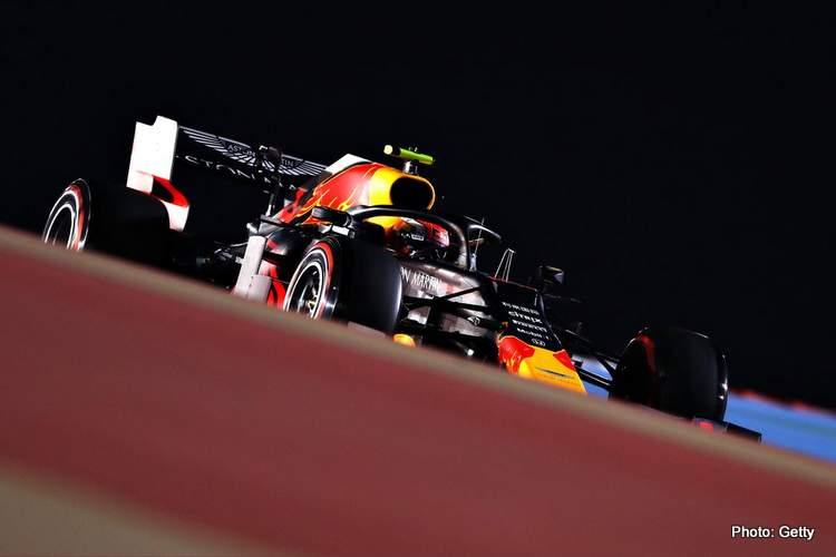 Max Verstappen Bahrain