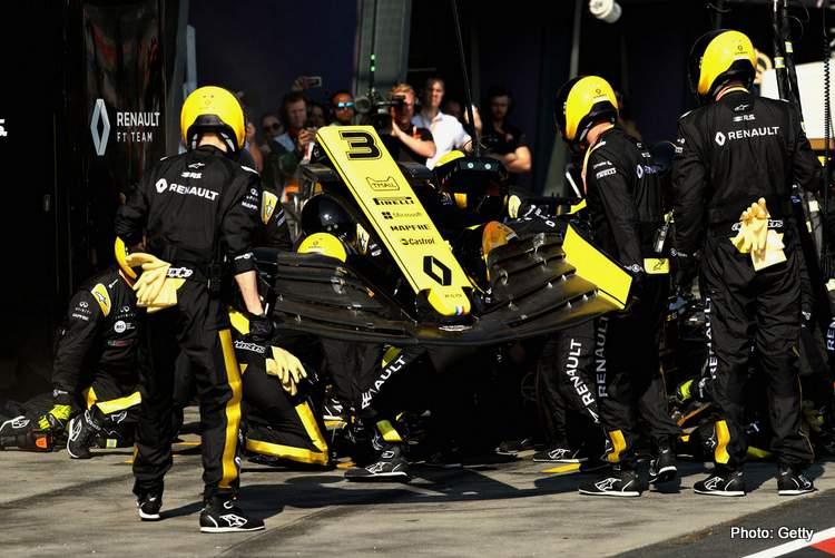 Ricciardo: We should be a top-eight car
