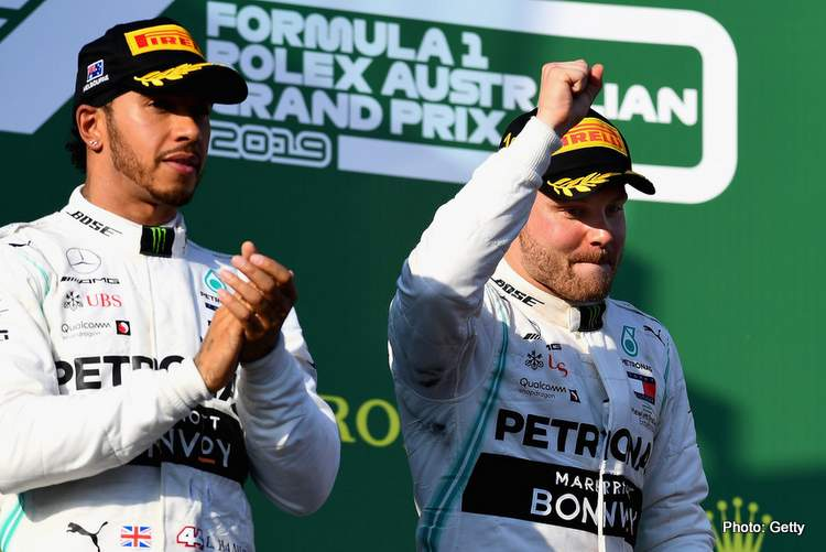 Hakkinen: Interesting to see how Hamilton responds