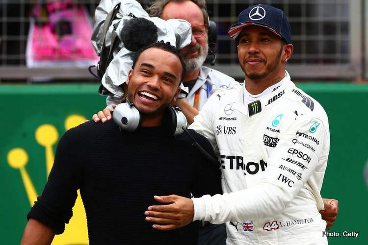 Rally Motor Credit >> Nicolas Hamilton: Lewis hasn't given a penny for my motorsport   GRAND PRIX 247