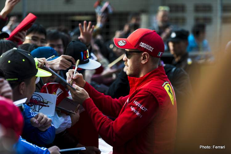 Inside Line: Seb, chill on the media and focus on beating Charles