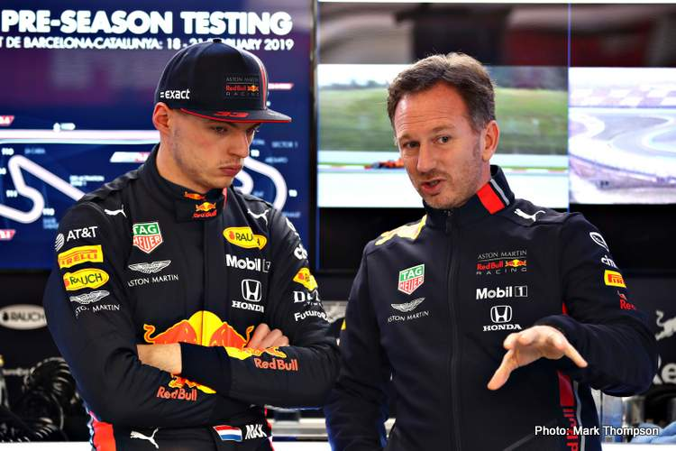 Villeneuve: Red Bull is totally built around Verstappen