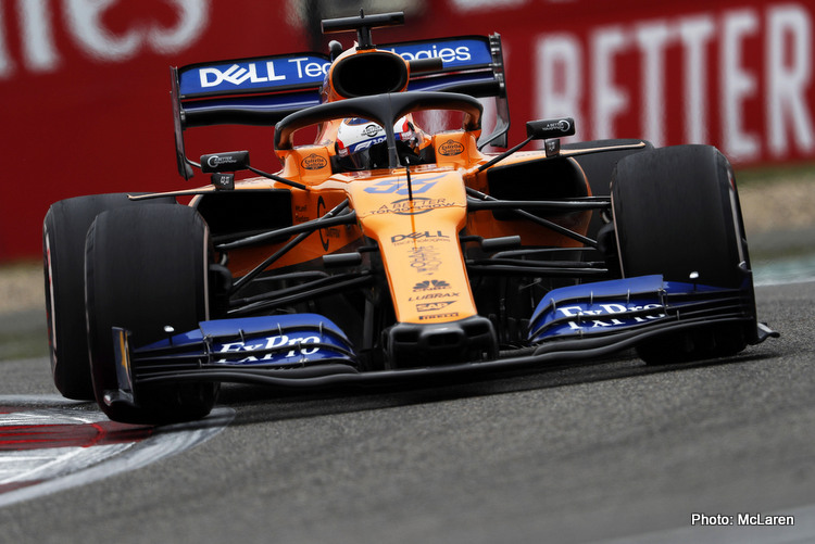 McLaren: We remain calmly focused on doing all that we can