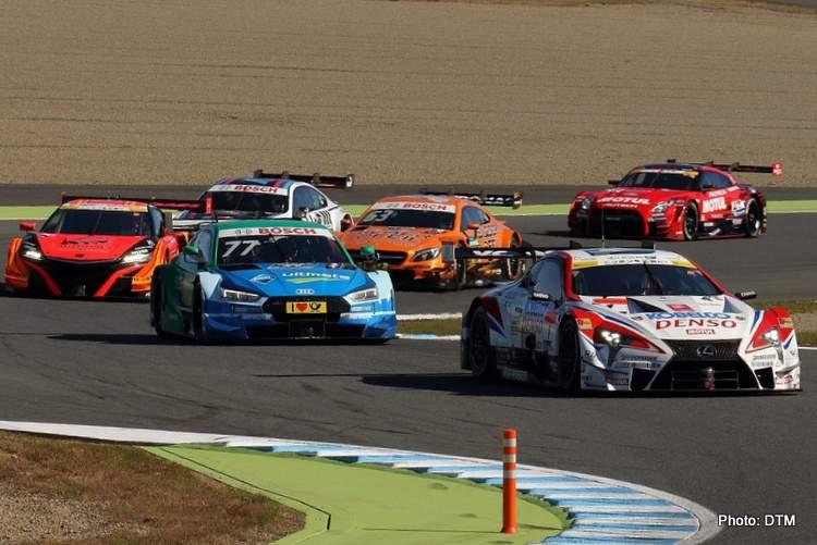 DTM Super GT combined photo