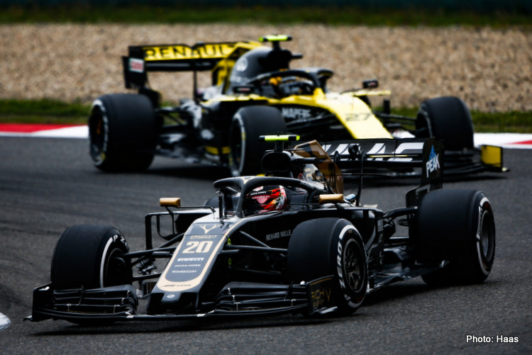 Haas: We need to be competitive in races as we are in qualifying