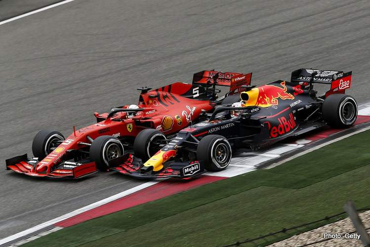 Verstappen: Not frustrating yet but we lack race pace