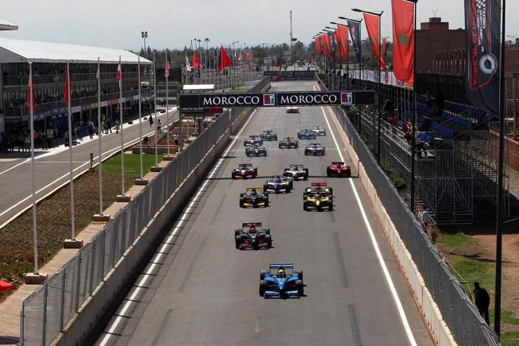 Formula 1 could be heading back to Morocco | GRAND PRIX 247