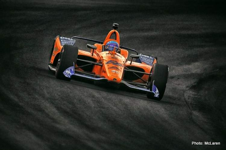 alonso indy out