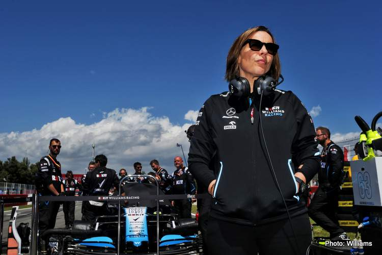 claire williams photo