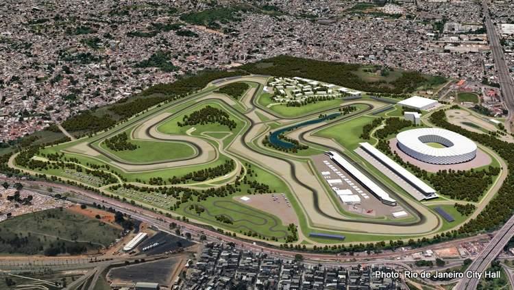 Deodoro Race Track, Rio de Janeiro