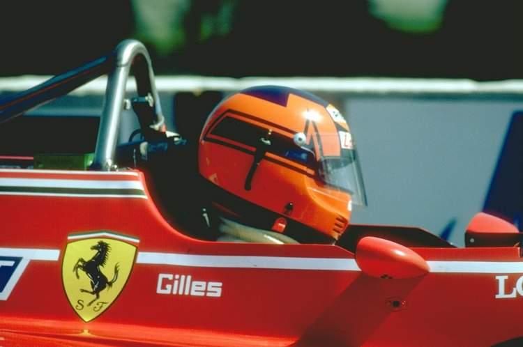 30+Years+Since+Death+F1+Driver+Gilles+Villeneuve+-klaC3xuGLux