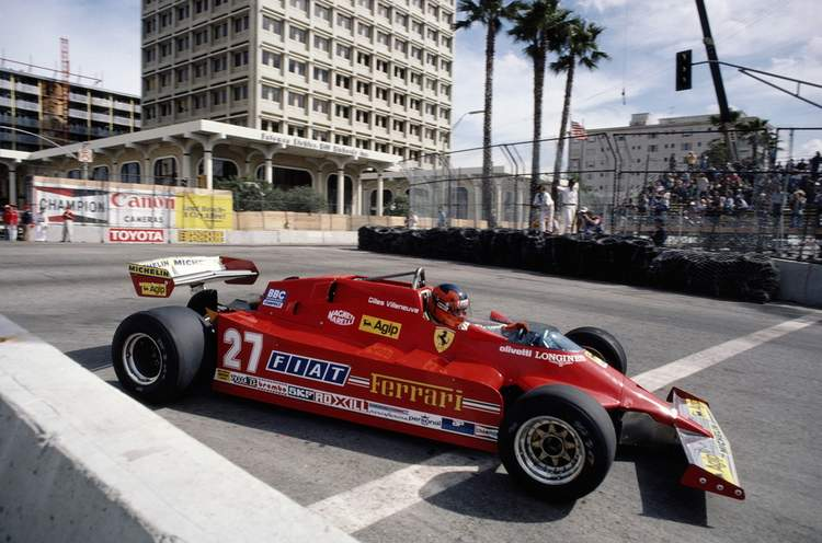 30+Years+Since+Death+F1+Driver+Gilles+Villeneuve+5zcmlQnqvQZx