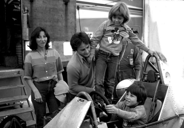 30+Years+Since+Death+F1+Driver+Gilles+Villeneuve+tEz5RFunT5hx